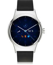 Alcatel MOVETIME Smartwatch, TPU, stříbrné/černé