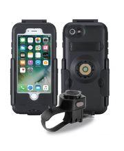 Držák BikeConsole FitClic na Apple iPhone 7 na kolo nebo motorku na řídítka